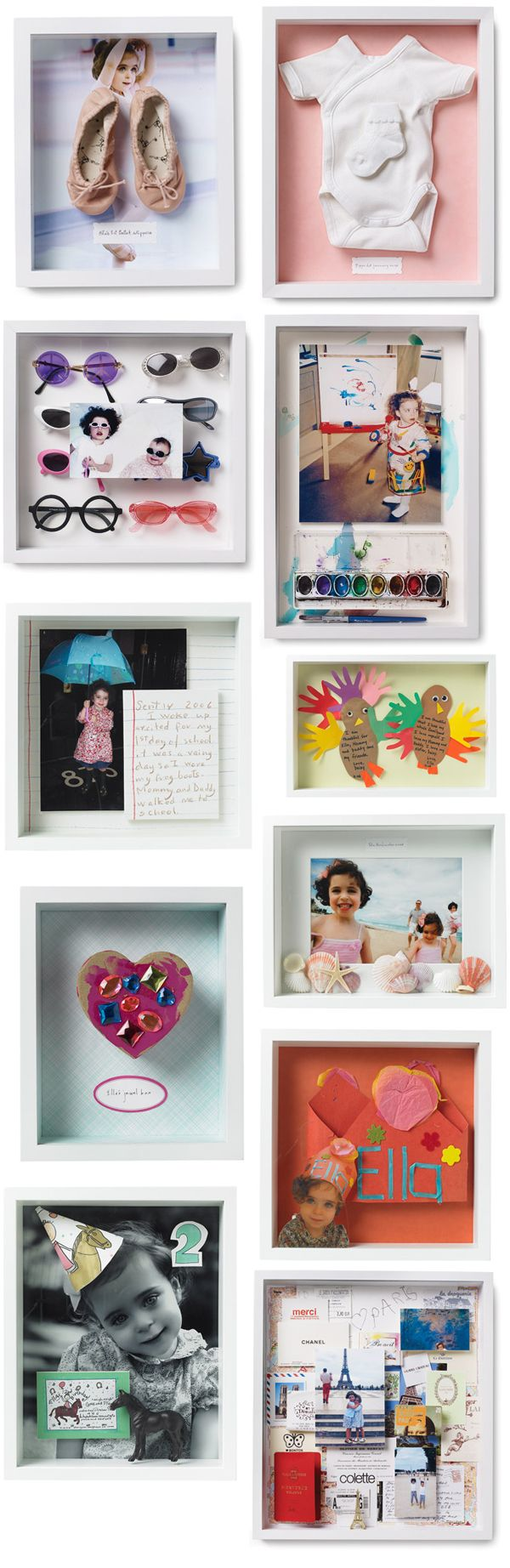 these are the inspiration for my scrapboxes