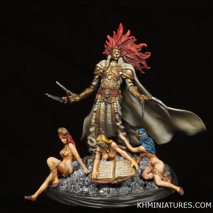 205 Best Kingdom Death Monster Etc Painted Images On