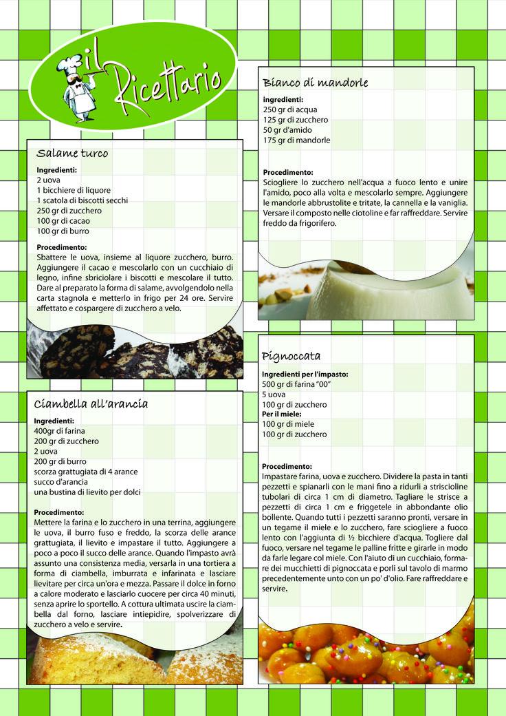#saporidisicilia #magazine #rivista #sicilia #sicily #ricette #cucina #cucinasiciliana #sicilianfood #foodandbeverage #dolci #desserts