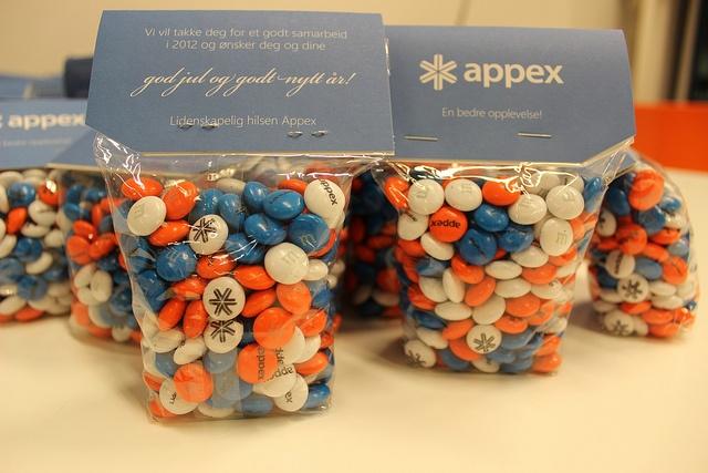 Appex christmas customer gift 2012