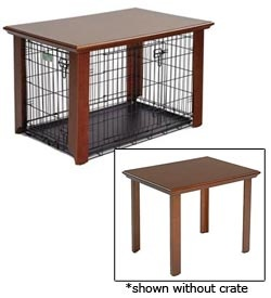 midwest classic collection pet enclosure furniture heritage series covers i1536dd - Midwest Crates