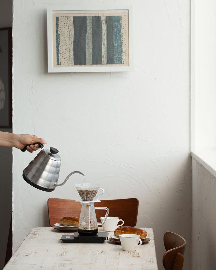 コーヒーのある生活を人気インスタグラマーcafenoma流うちカフェのススメ