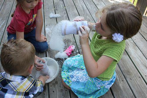 Sock Bubbles