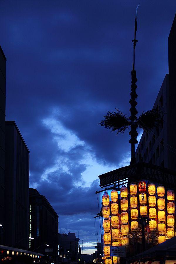 Lanterns | Gion Matsuri Festival in Kyoto, Japan 京都祇園祭