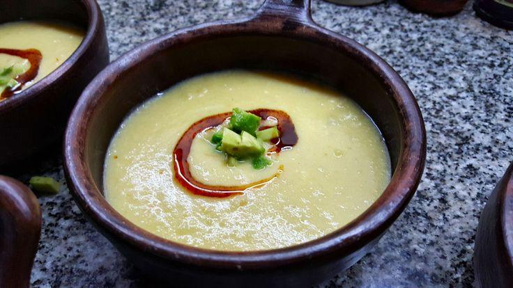 Locro de Papas - Ecuadorian recipe