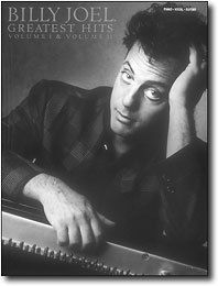 Hal Leonard - Billy Joel: Greatest Hits Volumes 1 and 2 Songbook