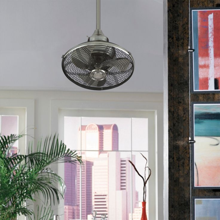 103 Best Chic Modern Fans Images On Pinterest Ceilings