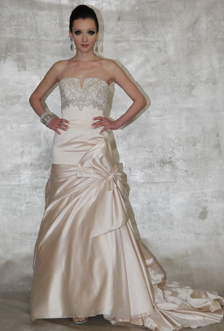 Victor Harper Dresses | Now available at Bella Bridal Gallery in Michigan