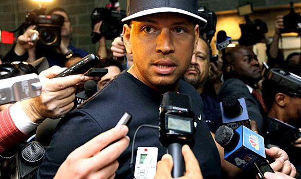 There is no doubt that Alex Rodriguez is a polarizing figure in baseball, if not sports in general. I wrote this latest piece for The Good Men Project on what a mentor could mean or have meant in Rodriguez's life.