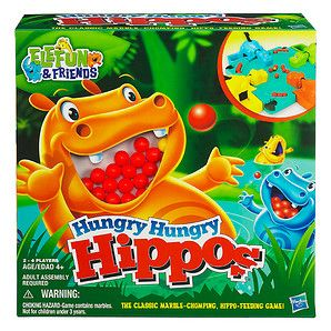 Do you have the hungriest hippo? Come on down to the riverbank and join Sweetie Potamus, Veggie Potamus, Picky Potamus + Bottomless Potamus for a...