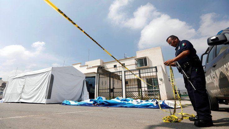 Gazete Duvar ///  Meksika'da çocukların doğum günü partisine baskın: 11 ölü