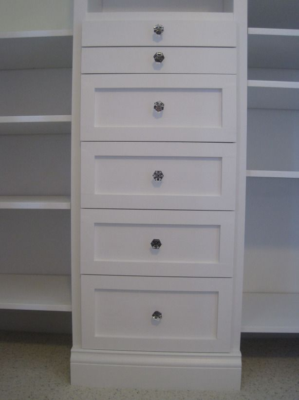 1000 ideas about build a closet on pinterest closet Short wardrobe with drawers