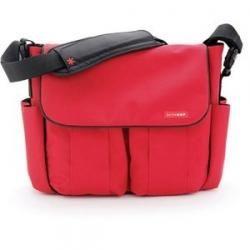 Borsa per i pannolini Dash rossa di Skip Hop http://www.applepiebaby.it/A-spasso/Borse-per-il-cambio/Borsa-per-i-pannolini-Dash-rossa-di-Skip-Hop-p190.html