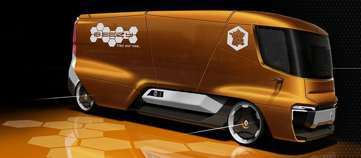 RENAULT FOODTRUCK