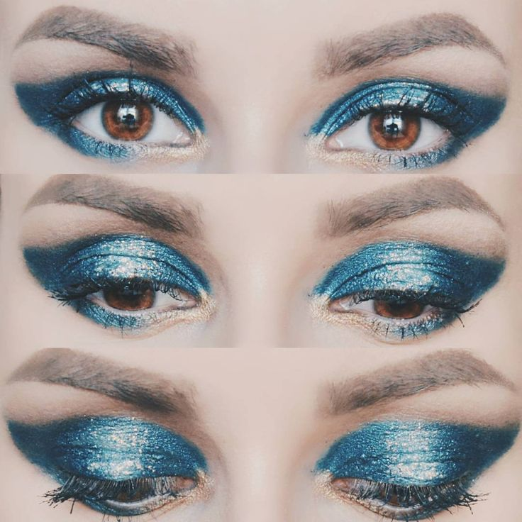 "187 Likes, 2 Comments - ∆ Casandra ∆ (@casandrasy) on Instagram: ""Electric Metal On my eyes: Nyx cosmic metals in Dark Nebula #metalic #eyes #makeup #blue #colors…"""