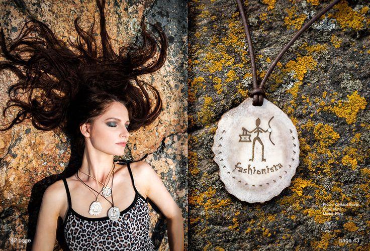 Fashionista @KiviMeri Lookbook: designer jewellery and fashion from Finland