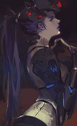 Widowmaker by Hex-plosive.deviantart.com on @DeviantArt