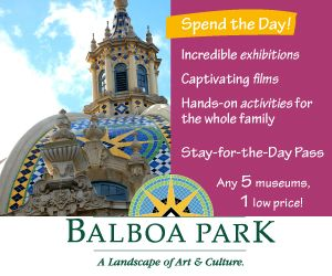 Balboa Park: Stay for the Day Pass
