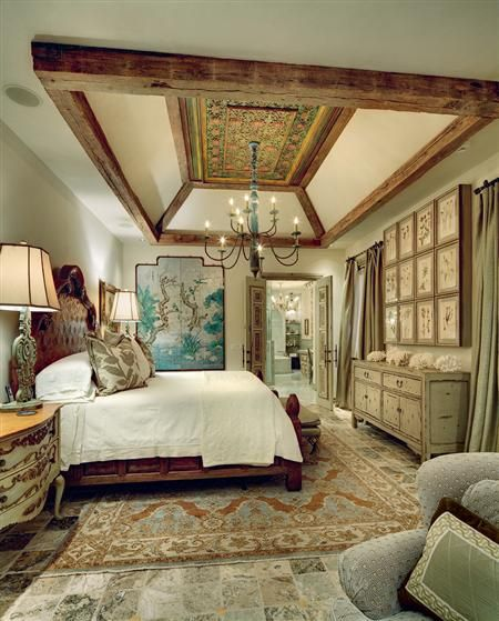 Master Bedroom Tray Ceiling Designs: 1223 Best Beautiful Bedrooms Images On Pinterest