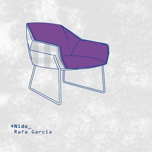 les 51 meilleures images du tableau chaises et fauteuils. Black Bedroom Furniture Sets. Home Design Ideas