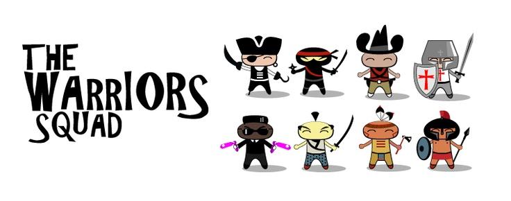 The Warriors Squad