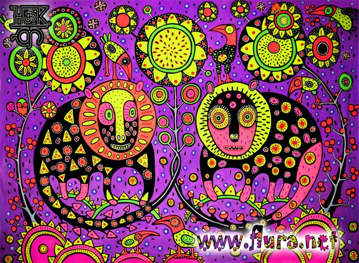 17 Images About I Love Psychedelic Art On Pinterest
