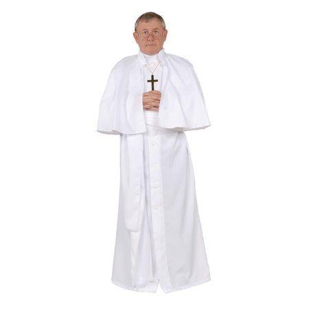 Adult Pope Costume by Underwraps Costumes 28161, Men's, Multicolor