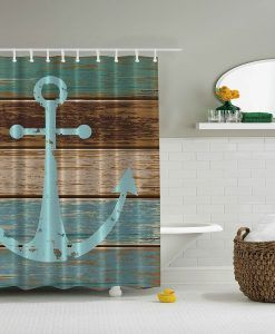 17 Best Ideas About Anchor Shower Curtains On Pinterest