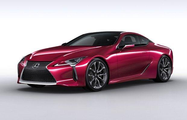 A divisão de luxo da Toyota apresentou o primeiro carro já fabricado com câmbio de dez marchas