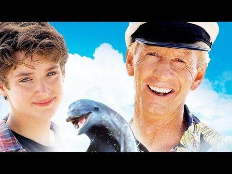 Flipper Movie 1996 - Paul Hogan, Elijah Wood, Jonathan Banks - YouTube