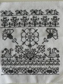blackwork embroidery - ankenina.blogspot.be