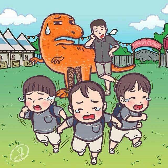Song triplets fanart