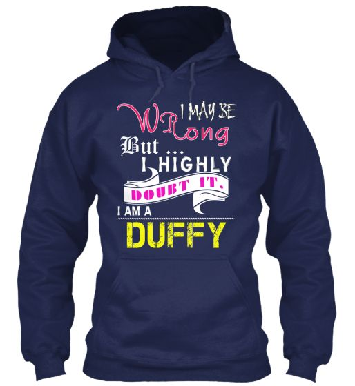DUFFY is the BEST | Teespring