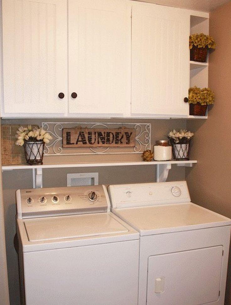 Gorgeous 50 Rustic Farmhouse Laundry Room Decor Ideas https://roomodeling.com/50-rustic-farmhouse-laundry-room-decor-ideas