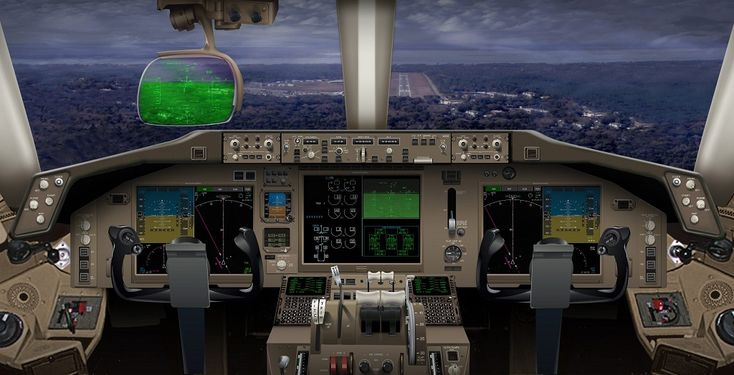 Global Military Aircraft Digital Glass Cockpit Systems Sector - Market Forecast and Analysis (2017 - 2022)