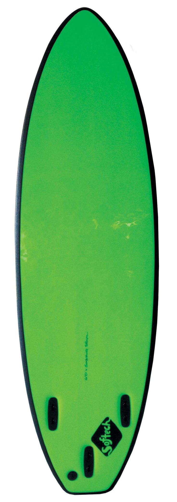 SOFTECH SOFT SURFBOARD Tom Carroll DSS Comp Thruster - 6'6 Your Local Bodyboard Shop - Australia & Worldwide