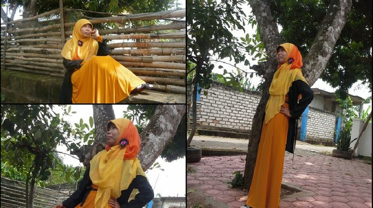 Muslim fashion...interesting...