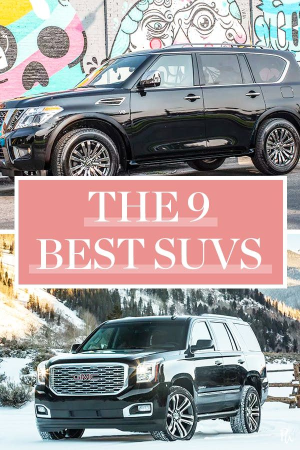 9 Of The Best 3 Row Suvs From Luxury To Affordable Best Suv