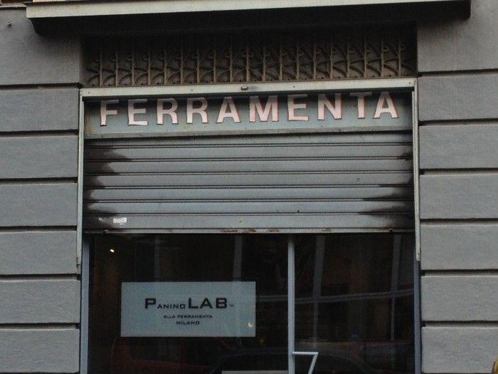 Panino Lab - Milano Da ferramenta a Panini d'autore ordina a domicilio qui http://www.bacchetteforchette.it/milano/proposta/66