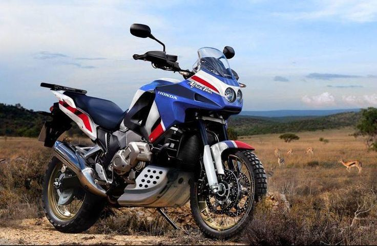 New Honda Africa Twin analysis and competitors