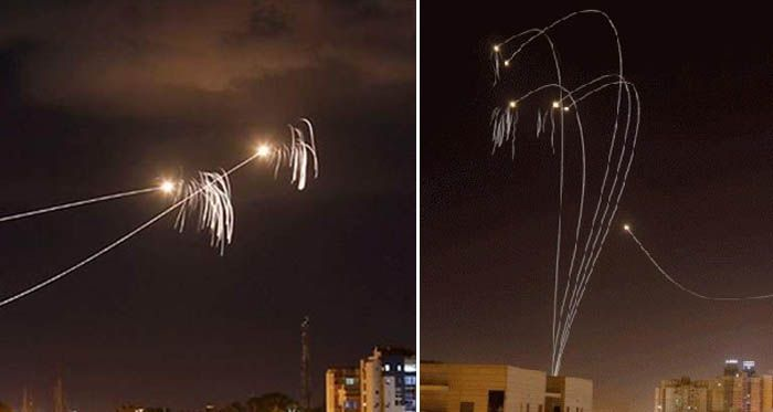 جيروزاليم بوست إسرائيل تواجه كل صاروخ من صواريخ المقاومة بـ80 ألف دولار وفشل في نظام القبة الحديدي ة
