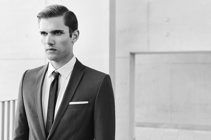 A Man and His Suit: The Fit Guide
