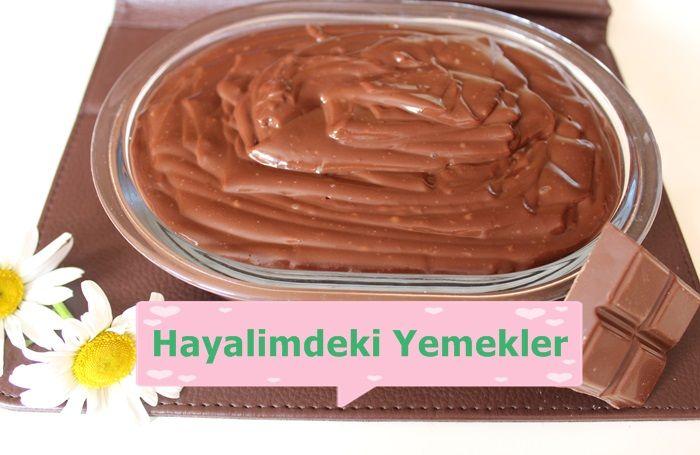 Kakaolu ( çikolatalı ) Pasta Kreması