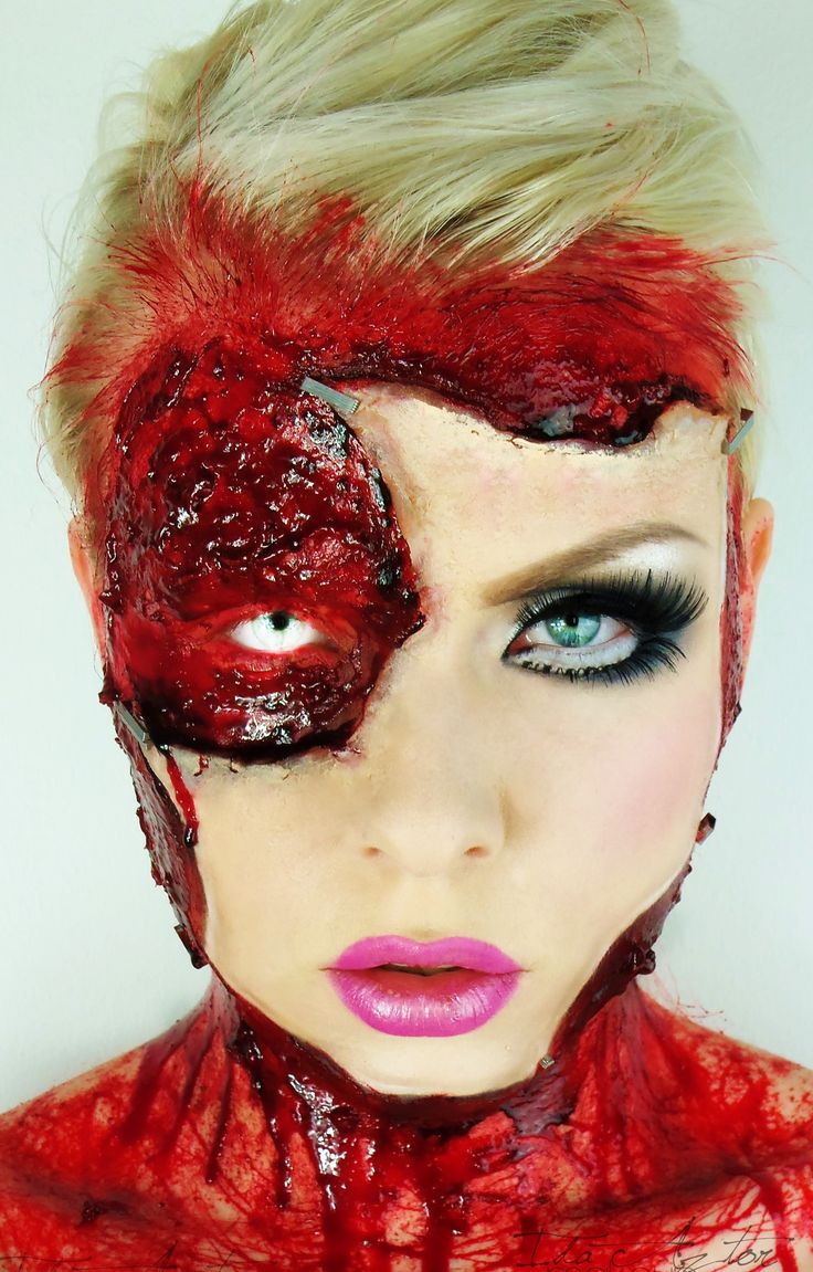 Special Effects Makeup: 99 Best Halloween Makeup Images On Pinterest