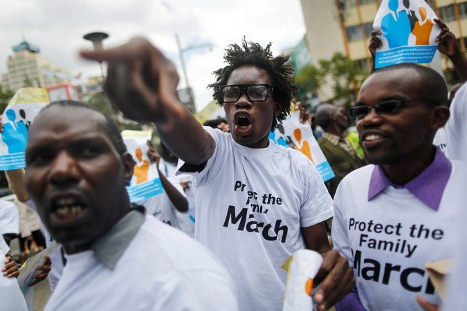 Africans to Welcome Obama but Not a Scolding on Gay Rights