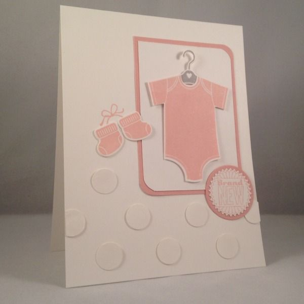 Wonderful Card Making Ideas Baby Part - 9: Something For Baby Sneak Peek By TooManyCats - Cards And Paper Crafts At  Splitcoaststampers