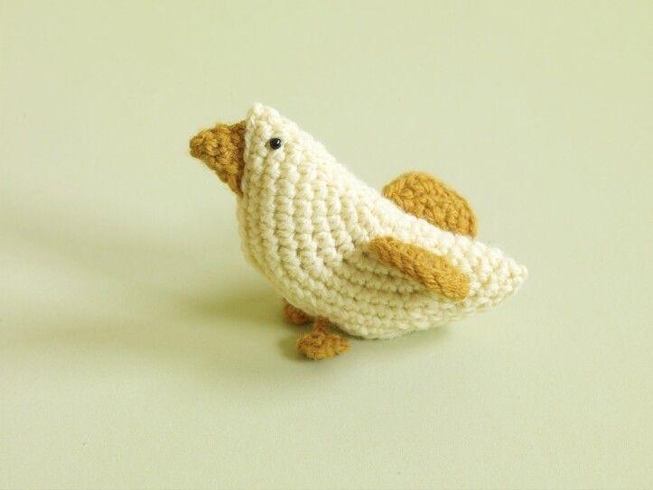 Mejores 32 imágenes de Ducks Swans & Geese Crocheted en Pinterest ...
