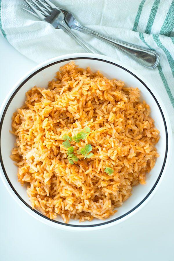 simple spanish rice