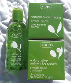 *Nina's Bargain Beauty*: Ziaja Natural Olive Skincare Review