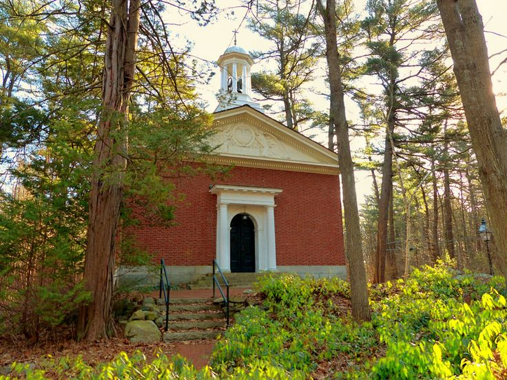 little harbor chapel in the pines 110 years old portsmouth nh beautiful buildings pinterest wedding and weddings